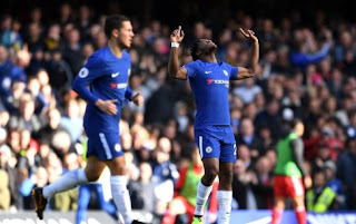 Chelsea vs Watford 4-2 Video Gol & Highlights