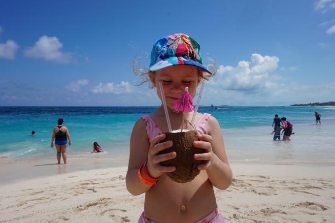 Lasten kanssa Bahamalla, Karibian risteily MSC Divina