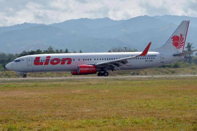 Thêm vụ thảm họa máy bay ở Indonesia chở 188 người lao xuống biển
