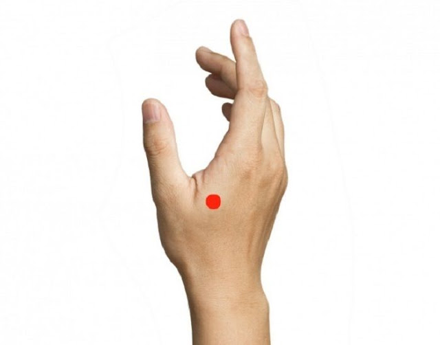 Rahasia Ampuh Atasi Darah Tinggi dan Sakit Kepala, Cukup Tekan 5 Titik Pada Tubuh Ini