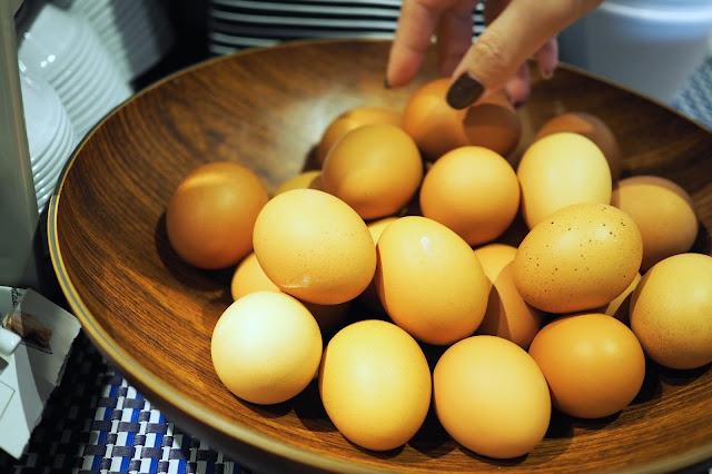 Ramen Gallery Takumen Japanese Free-flow Eggs