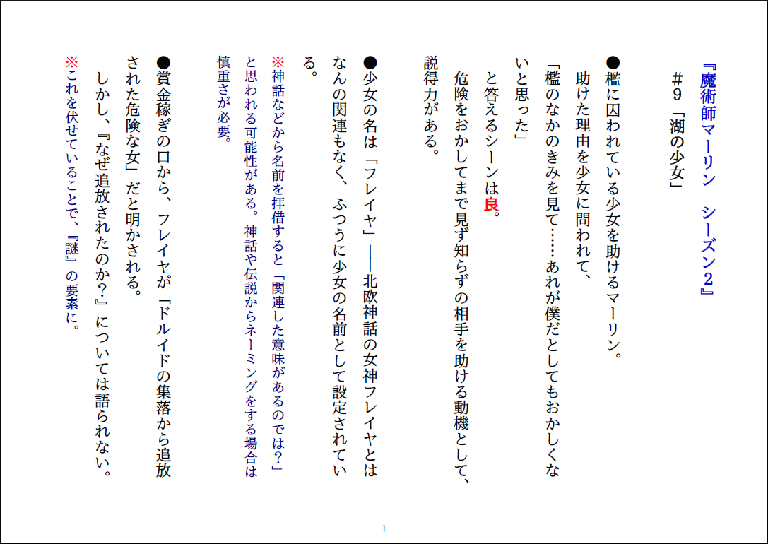 【小説の書き方】初心者向けプロット作り ...