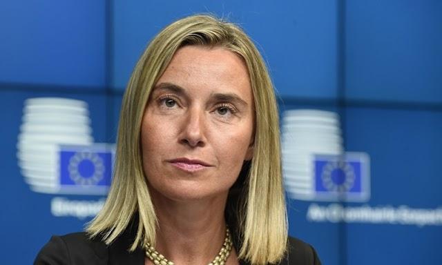 EU stellt klar: Wir wollen Zaev