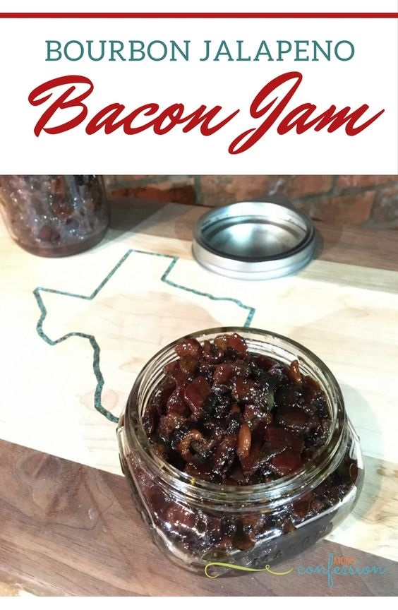 Bourbon Jalapeno Bacon Jam Recipe