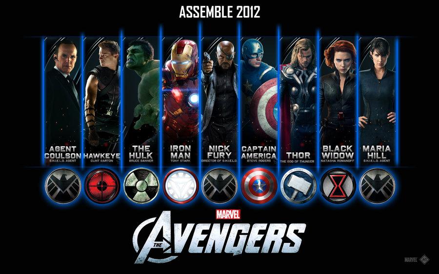 Avengers marvel designart - Avengers superhero wallpaper ...