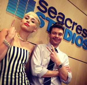 Miley Cyrus reveals she's recorded a single with Snoop Lion…