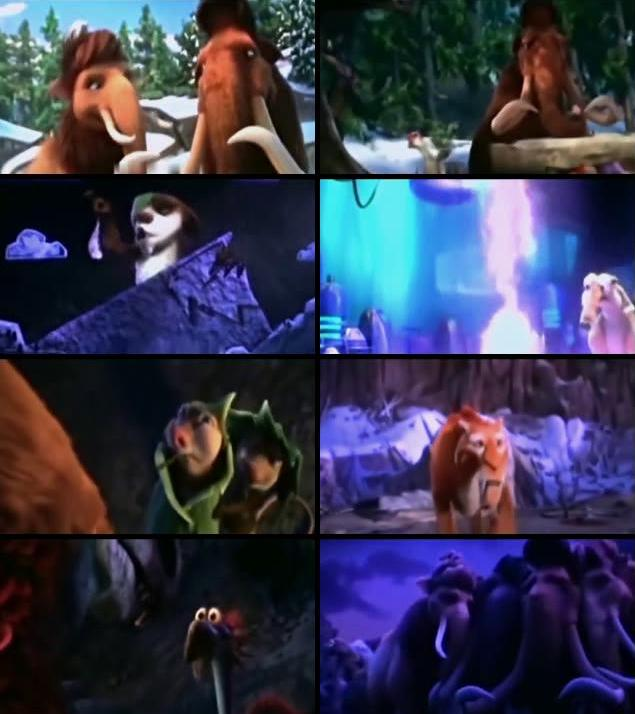Ice Age Collision Course 2016 Hindi Dubbed TSRip