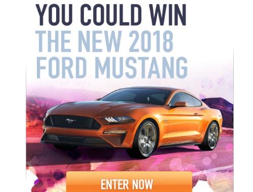 Costco Ford Contest
