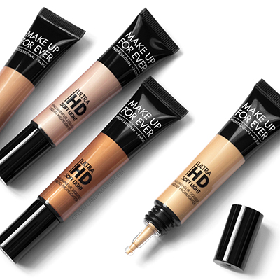 Make Up For Ever Ultra HD Soft Light Highlighters