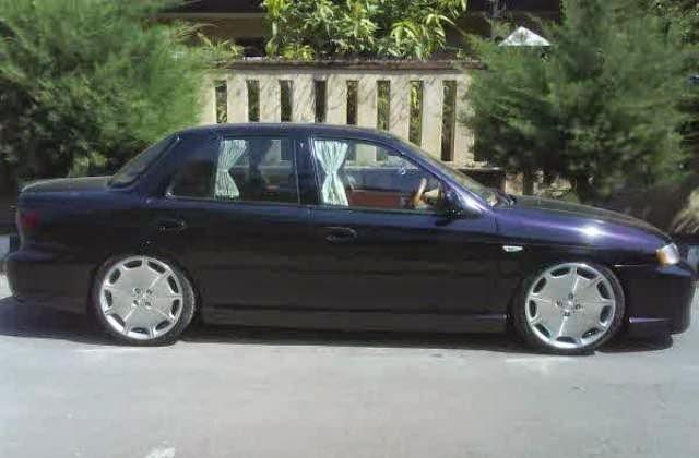Modifikasi Mobil Timor Elegant