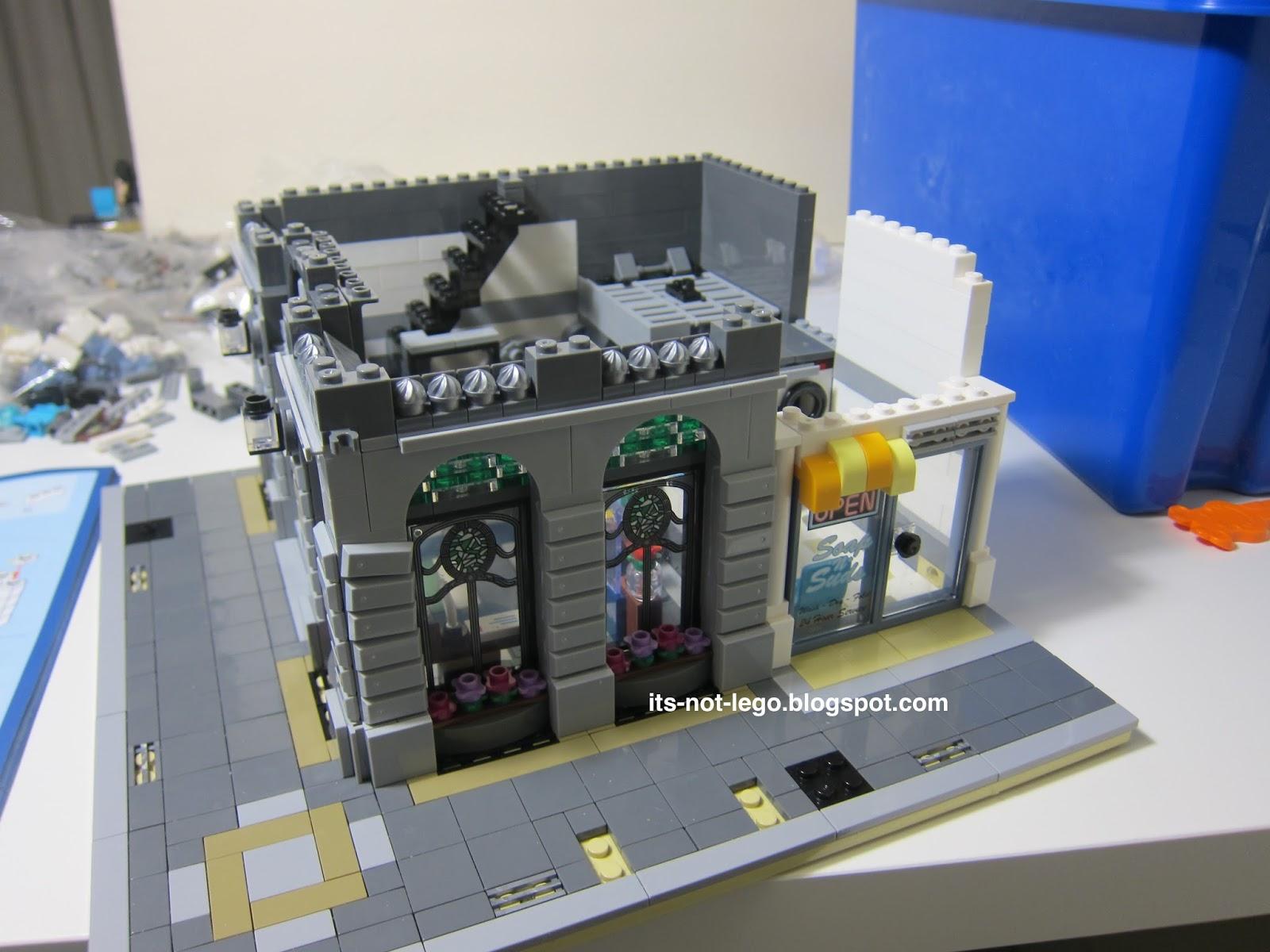 It S Not Lego Lepin 15001 Bootleg Lego Brick Bank