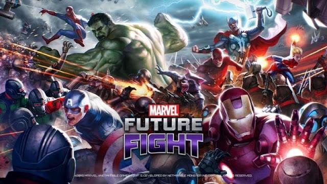 MARVEL Future Fight V4.4.1