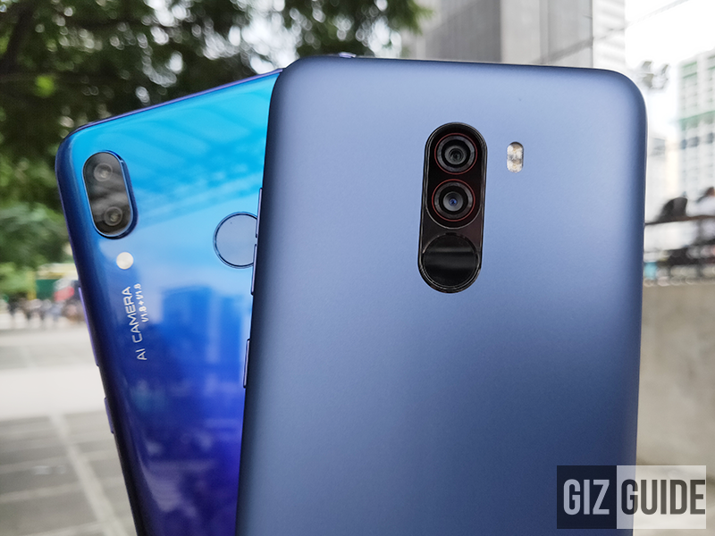 Huawei Nova 3 vs POCOPHONE F1 AI Camera Comparison