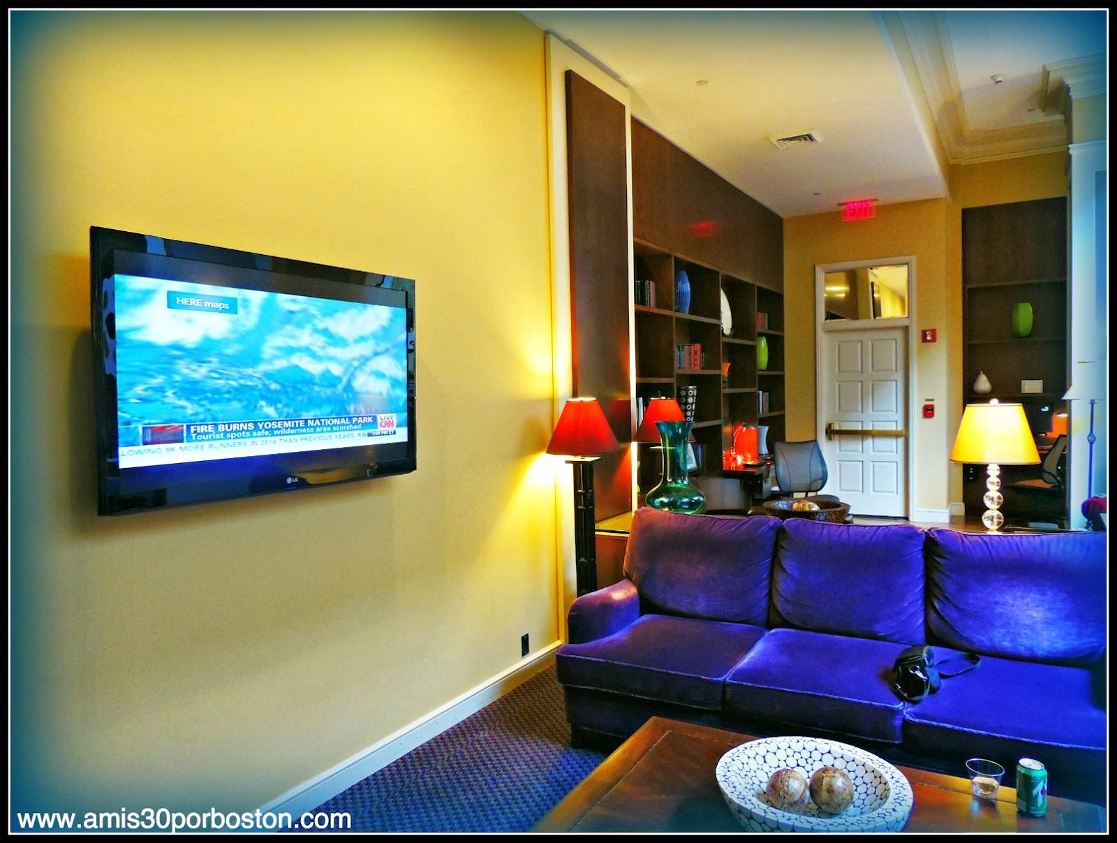 Filadelfia: Hotel Club Quarters Philadelphia