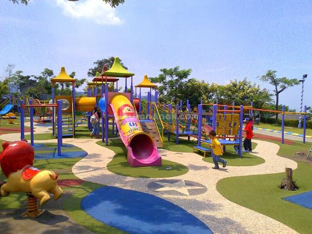 Harga Tiket Kampung Gajah Lembang Bandung