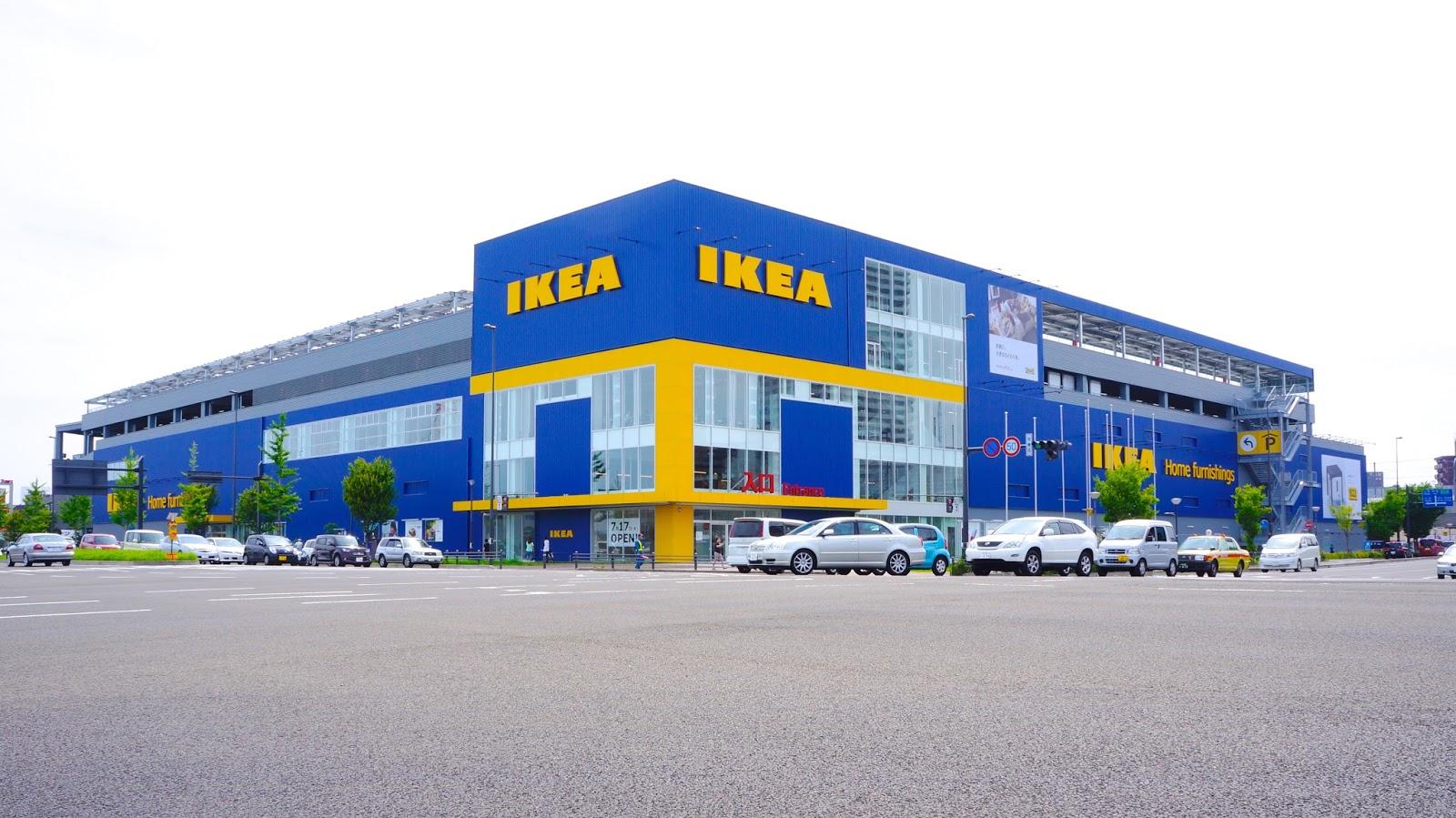 Nyamannya Membeli Lemari Pakaian Terbaik di Ikea