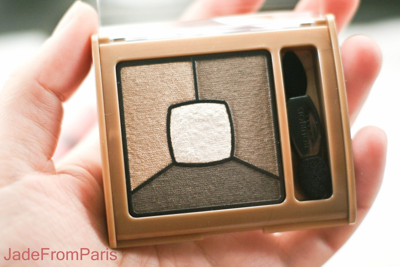 faire smoky eyes marron