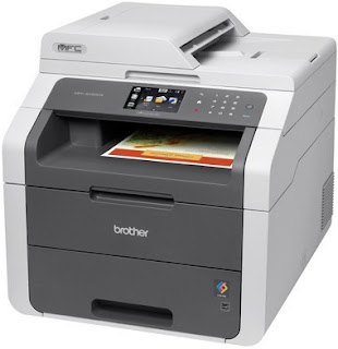 It allows you to fax either from the computer  Brother Printer MFC-9130CW Driver Download