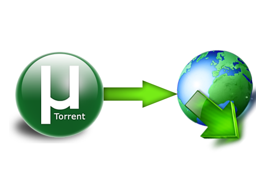 Download torrent files directly on Uc Browser and Download