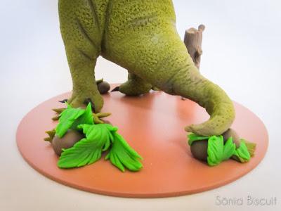 Biscuit Dinossauro