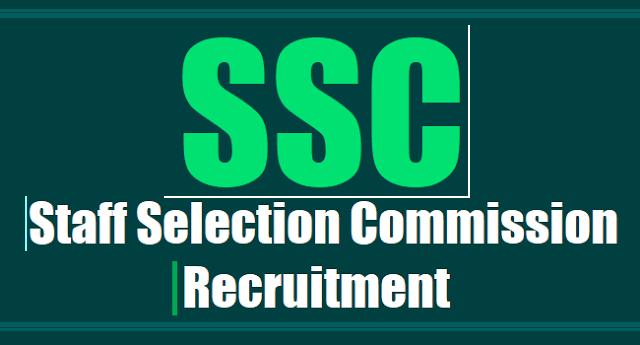 SSC Recruitment, SSC Scientific Assistant Posts,application form