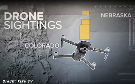 UPDATE: FAA, FBI, Homeland Security Join Mystery Drone Investigation
