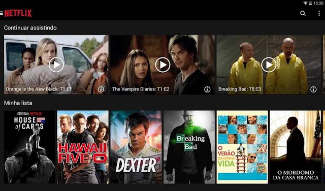 Netflix 4.9.4 build 10056 - Apk Full