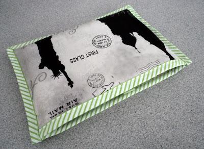 Padded Tablet Envelope by eSheep Designs