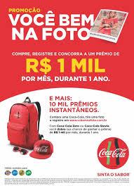 Promoção Coca - Cola 2017 - Você Bem Na Foto