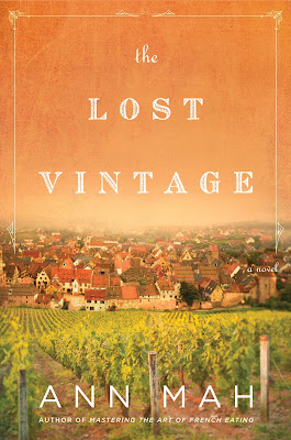 French Village Diaries book review The Lost Vintage by Ann Mah