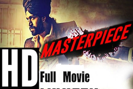 Poster Of Master Piece 2016 Hindi Dubbed 450MB HDRip 480p Free Download Watch Online Worldfree4u
