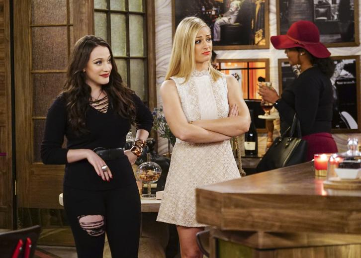 2 Broke Girls - Episode 6.15 - And the Turtle Sense - Promotional Photos & Press Release