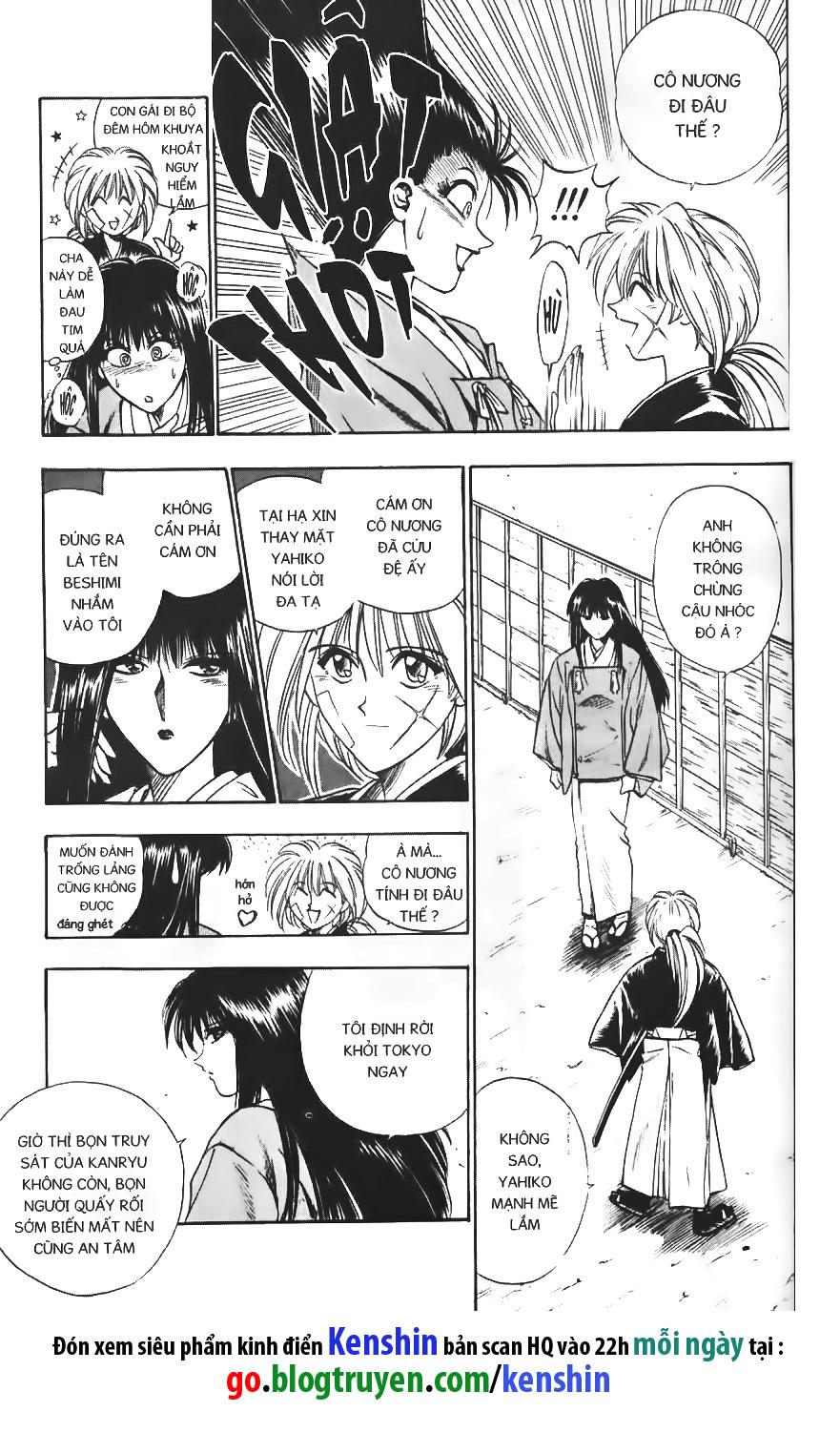 Rurouni Kenshin chap 19 trang 10