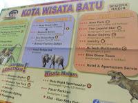Daftar Wahana Wisata Jatim Park 3 Kota Batu Dino Park