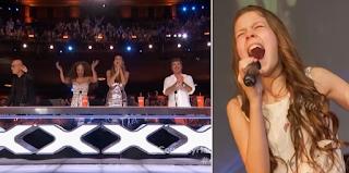 Το ντροπαλό κοpίτσι που ανέβηκε στη σκηνή του «Αμερική έχεις ταλέντο» και ξεσήκωσε τους πάντες