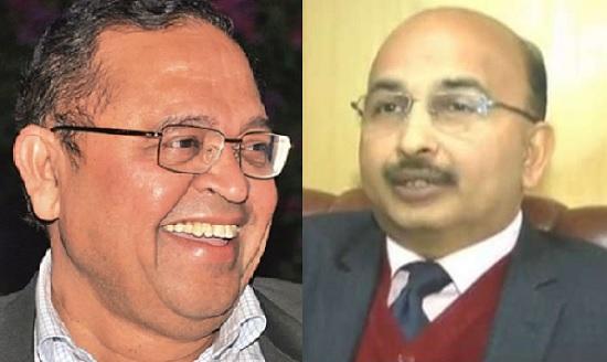 jaipur, rajasthan, rajasthan chief secretary, cs of rajasthan, rajasthan cs, DB Gupta, NC Goyal, jaipur news, rajasthan news