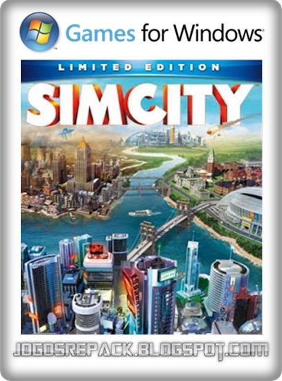 Download SimCity 5 (PC) Em PT-BR + Cidades do Amanhã torrent