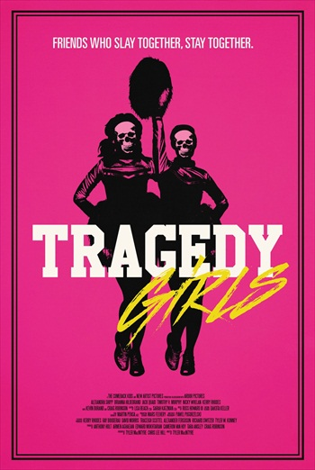Tragedy Girls 2017 English 480p BRRip 300MB ESubs
