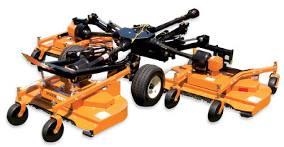 Woods TBW150C Turf Batwing Mower