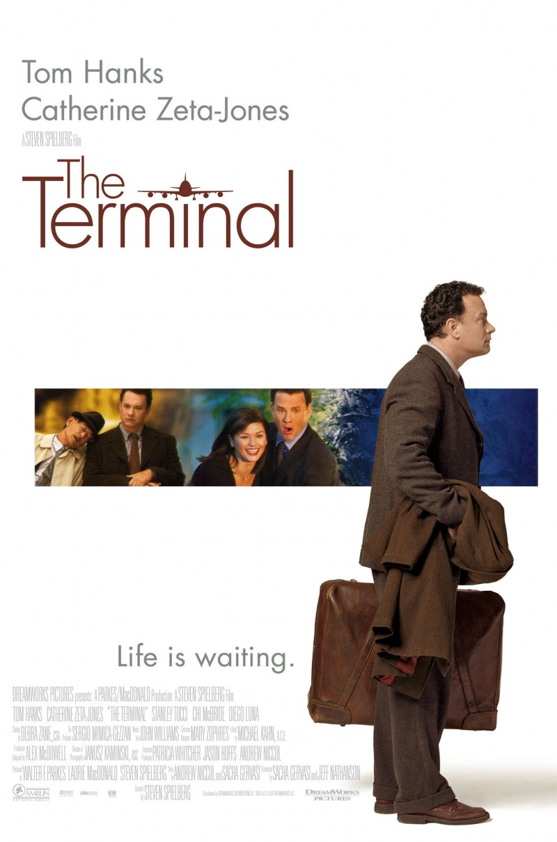 "Lolo Loves Films: Movie Review: ""The Terminal"" (2004)"