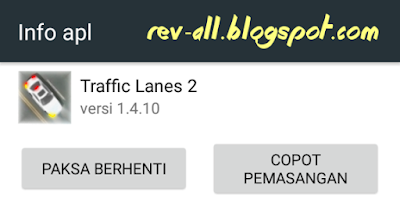 Ikon permainan (game android) - Traffic Lanes 2 mengatur lampu lalu lintas di persimpangan jalan (rev-all.blogspot.com)