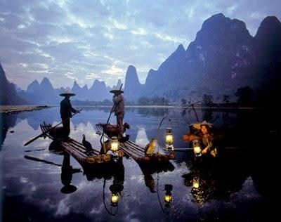 แม่น้ำหลีเจียง @ www.paulchong.net
