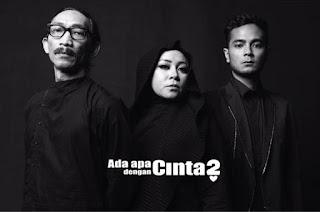 Chord : Melly Goeslaw (Feat. Marthino Lio) -  Ratusan Purnama (OST. AADC2)