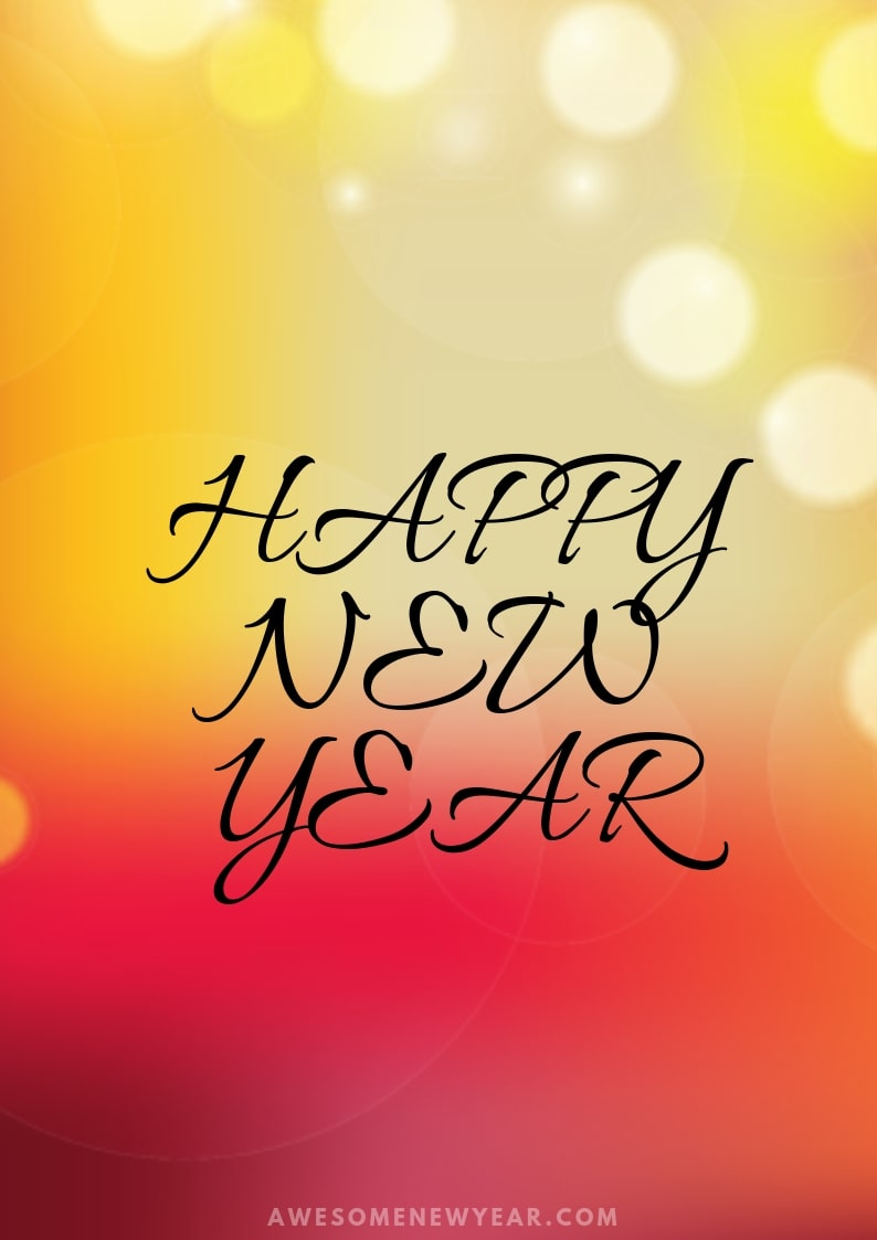 55 Best New Year 2019 Images for FREE Download