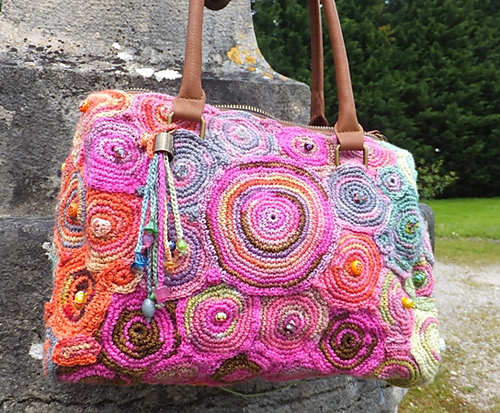 Atelier Bonita Loka Vrij Haken En Breien Oftewijl Freeform Crochet