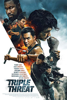 Triple Threat - Legendado