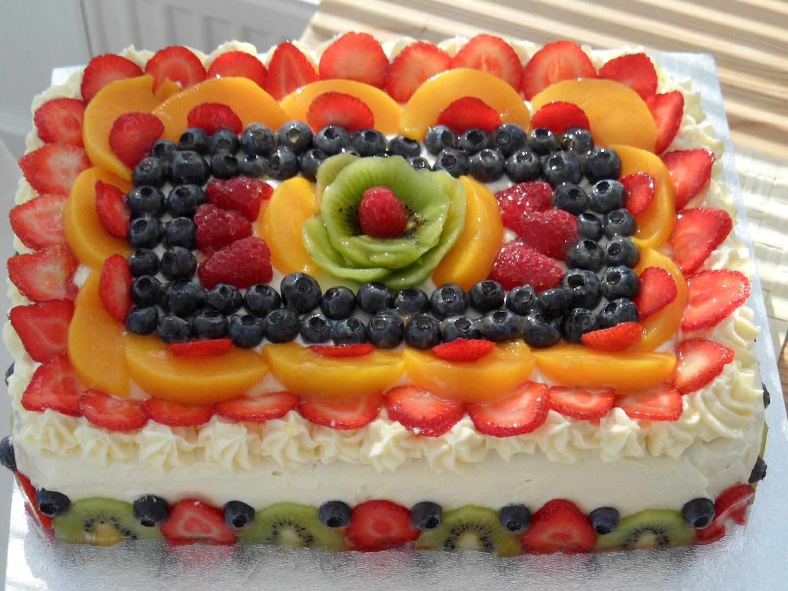 fruits food and cake - photo #41