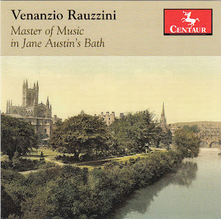 Venanzio Rauzzini: Master of Music in Jane Austen's Bath