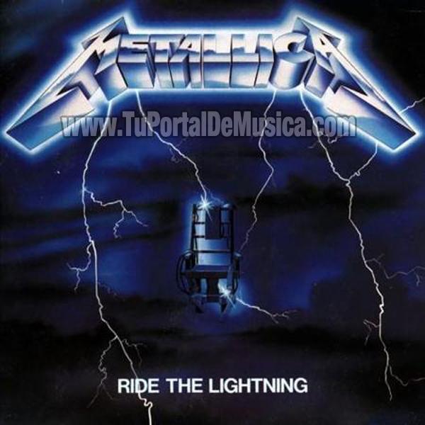 Metallica - Ride The Lightning (Remastered) (2016)