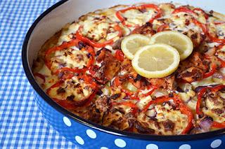 Lecker sommerliches Fisch Rezept von hauptstadtpuppi